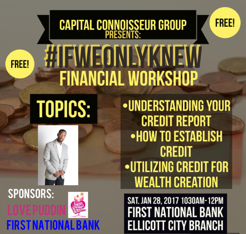 #IfWeOnlyKnew Financial Workshop