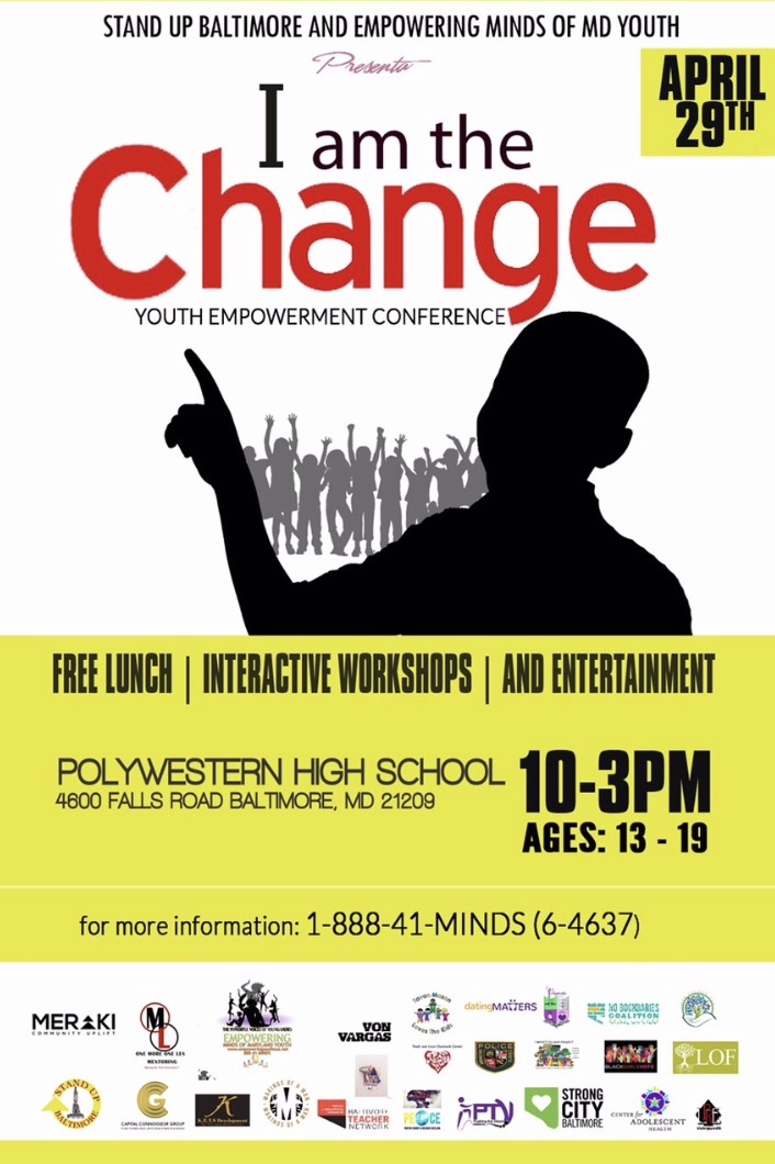 I am the Change Youth Empowerment Conference